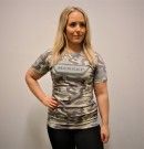 MR Camo t-shirt lady thumbnail