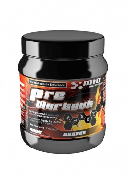 Preworkout (PWO) Orange
