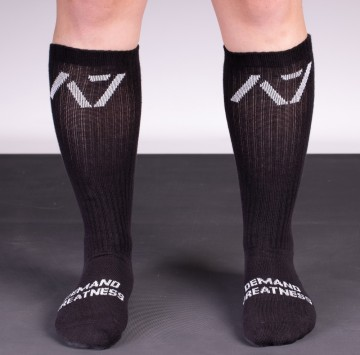 A7compression deadlift socks