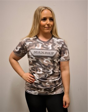 MR Camo Nordic t-shirt lady