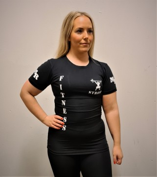 MR Fitness t-shirt lady